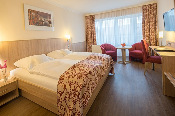 Places to stay in Hamburg